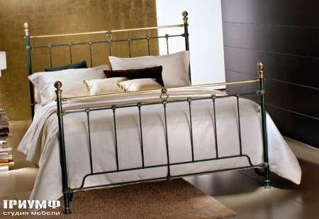 Итальянская мебель Ciacci - Кровать Gilda