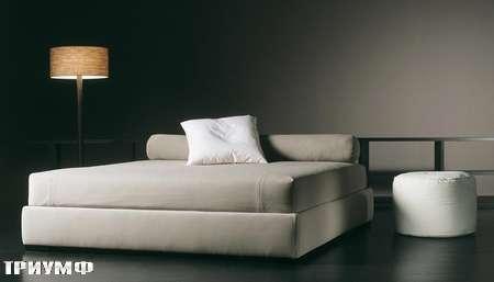 Итальянская мебель Meridiani - кровать Derek