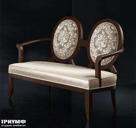 Итальянская мебель Seven Sedie - Диван Anello