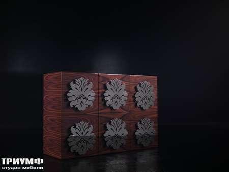 Итальянская мебель JC Passion - Комод Damasco арт. DAM-03P (1)