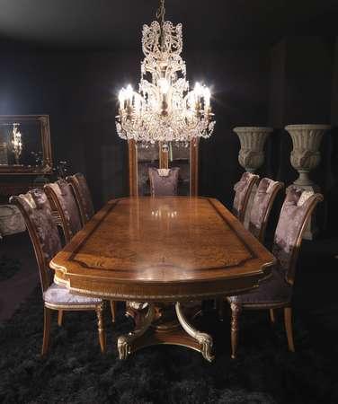Итальянская мебель Jumbo Collection - Cтол обеденный Opera