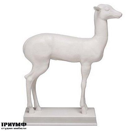 Американская мебель Henredon - Stag Sculpture