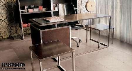 Итальянская мебель Baxter - Стол письменный Trinity