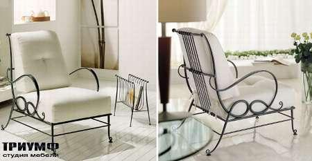 Итальянская мебель Ciacci - Кресло Isotta