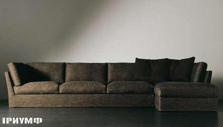 Итальянская мебель Meridiani - диван наборный Quinn