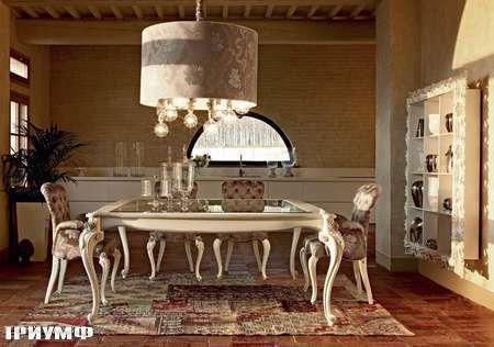 Итальянская мебель Volpi - коллекция Capry