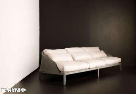 Итальянская мебель Potocco - диван Grace