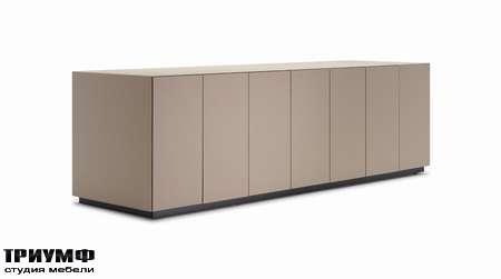 Итальянская мебель Poltrona Frau - шкаф C.E.O. Cube Cabinet