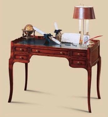 Итальянская мебель Salda - Стол письменный с ящиками 5401