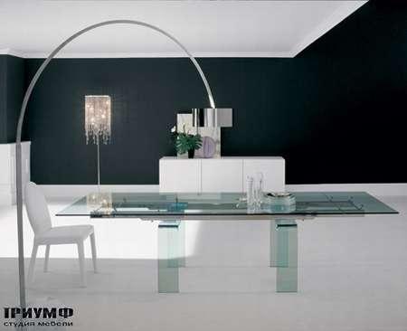 Итальянская мебель Cattelan Italia - Стол Alfa