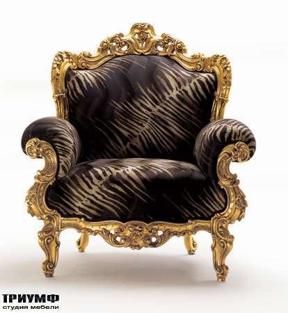 Итальянская мебель Moda by Mode - кресло Prince 2