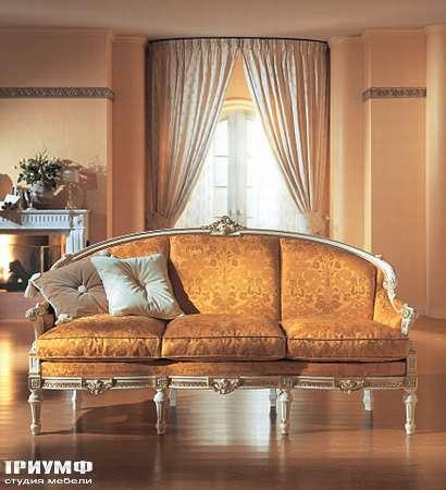 Итальянская мебель Silik - Диван Eros
