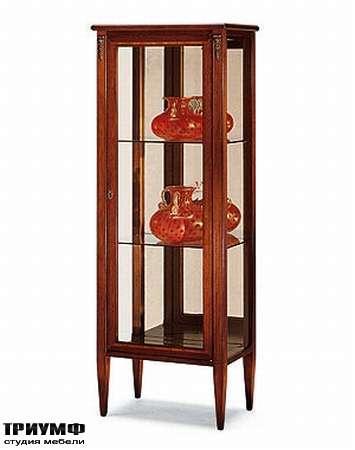 Итальянская мебель Medea - Витрина для сувениров, арт. 430