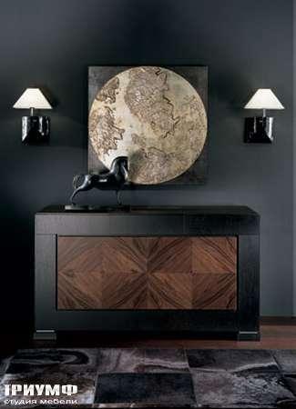 Итальянская мебель Smania - Комод из венге Prisca Deluxe