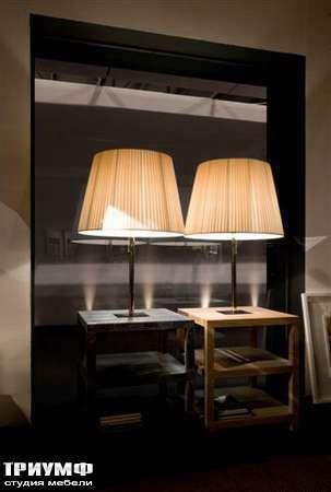 Итальянская мебель Chelini - Настольные лампы арт-деко
