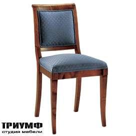 Итальянская мебель Morelato - Стул сидение и спинка в ткани