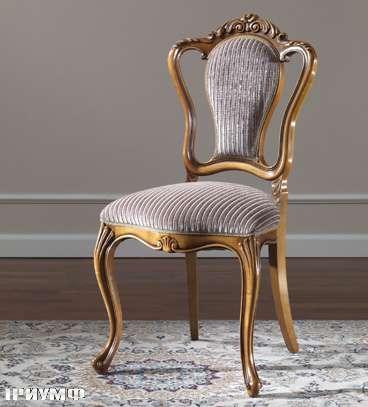 Итальянская мебель Colombo Mobili - Стул арт. 518.S кол. Cherubini