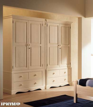 Итальянская мебель De Baggis - Шкаф А0304