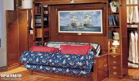 Итальянская мебель Caroti - Диван кровать, коллекция la vecchia marina