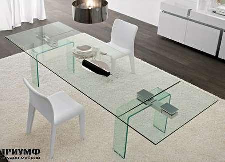 Итальянская мебель Cattelan Italia - Стол Azimut