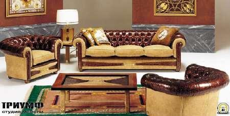 Итальянская мебель Formitalia - Диван Backgammon