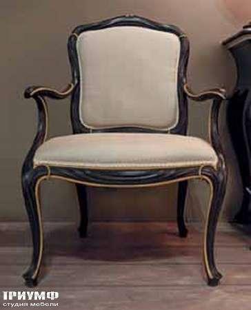 Итальянская мебель Chelini - Стульчик для спальни