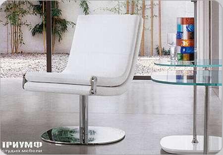 Итальянская мебель Bonaldo - кресло-кушетка Dragonfly