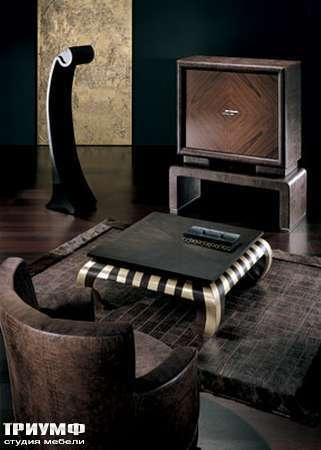 Итальянская мебель Smania - Шкаф барный Gently Deluxe