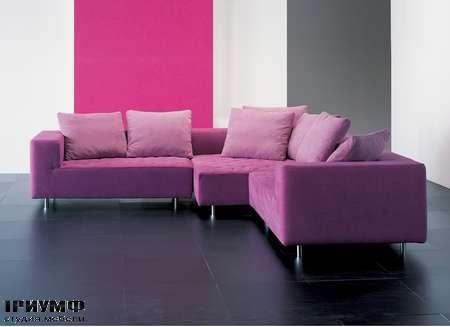 Итальянская мебель Giovannetti - Диван Friends Light