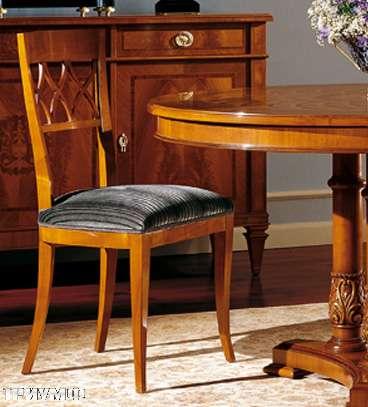 Итальянская мебель Colombo Mobili - Стул арт.244. S кол. Verdi