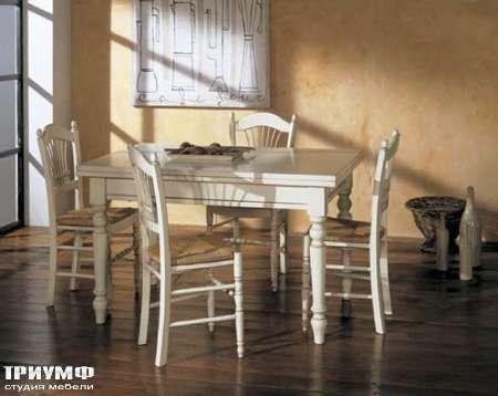 Итальянская мебель Interstyle - Moisson стол стулья