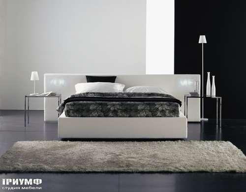 Итальянская мебель Flou - кровать youandme