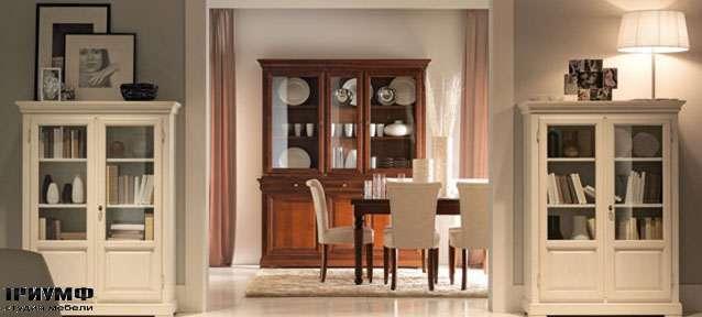Итальянская мебель Selva - столовая - гостиная