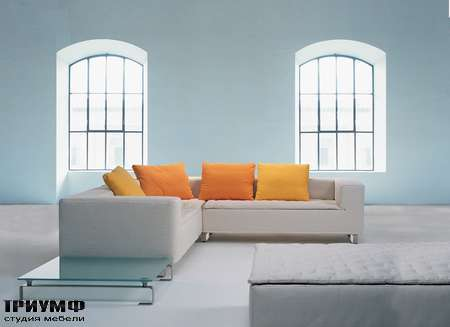 Итальянская мебель Giovannetti - Диван Friends