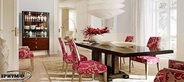 Итальянская мебель Selva - столовая