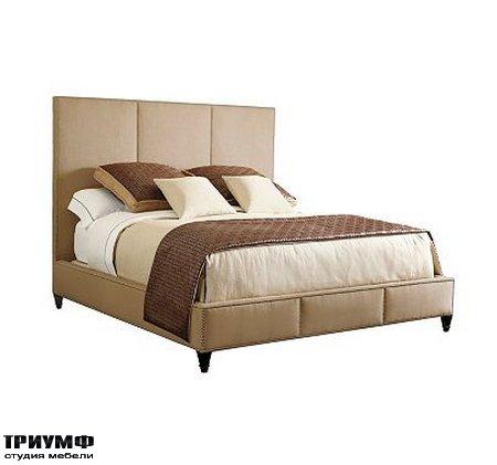 Американская мебель Henredon - Carlyle King Bed
