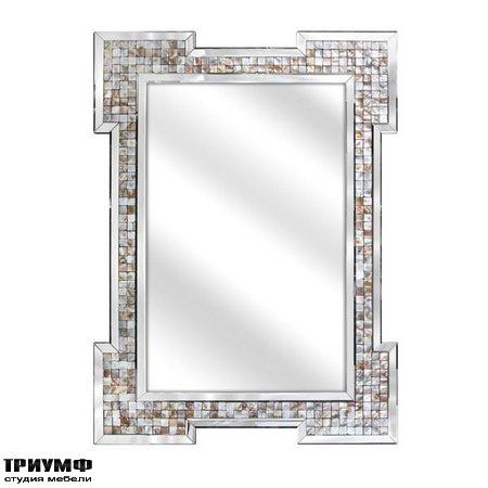 Американская мебель Imax - Victoria Shell Wall Mirror