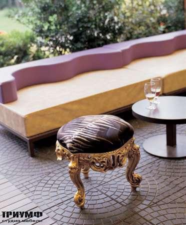 Итальянская мебель Moda by Mode - пуф Pouf 2