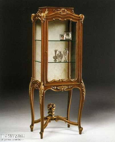 Итальянская мебель Citterio Fratelli - Витрина Seprentina с одной дверью