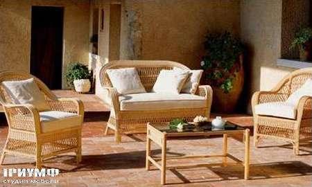 Итальянская мебель Rattan Wood - Композиции King