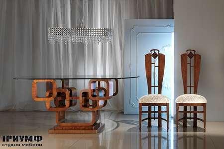 Итальянская мебель Carpanelli Spa - Стол Glamour
