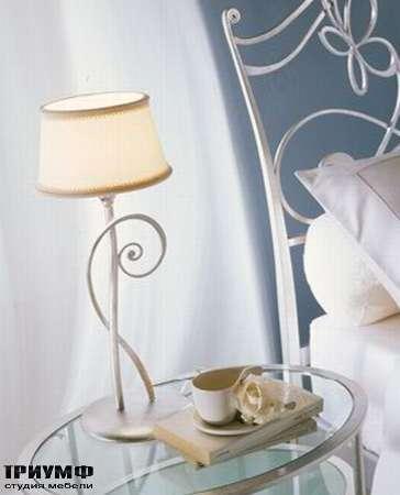 Итальянская мебель Ciacci - Лампа настольная Fata