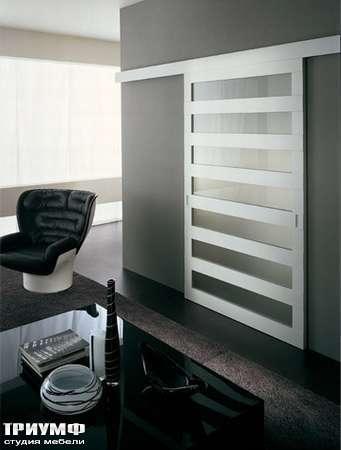 Итальянская мебель Longhi - Дверь раздвижная Shadow