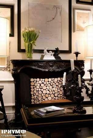 Итальянская мебель Chelini - Камин  арт.343