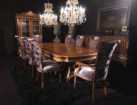 Итальянская мебель Jumbo Collection - Cтулья с высокой спинкой коллекция Opera