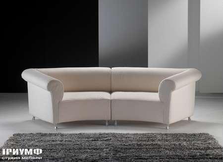Итальянская мебель Giovannetti - Диван Galassia