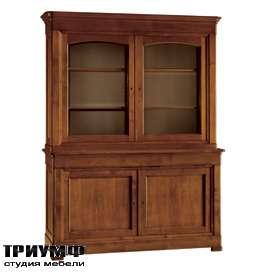 Итальянская мебель Morelato - Витрина 4-х дверная кол. 800