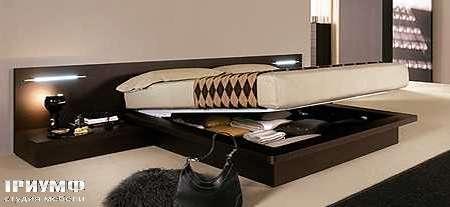 Итальянская мебель Map - кровать Sommier