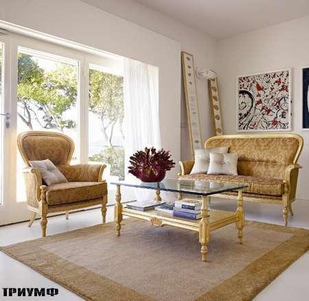 Итальянская мебель Volpi - кресло Paolina