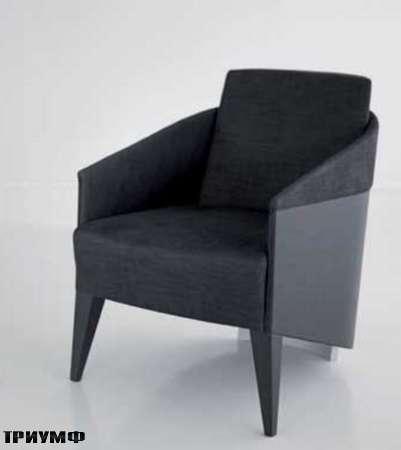 Итальянская мебель Potocco - кресло Diva